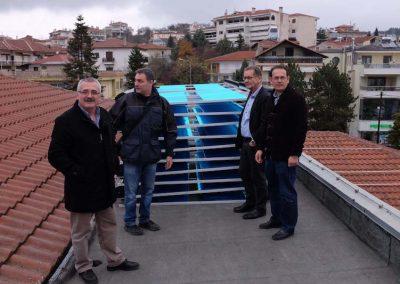 Συνάντηση στην Πτολεμαΐδα & την Κοζάνη